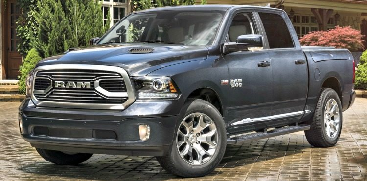 Ram 1500 Limited Tungsten Edition (DS) '19