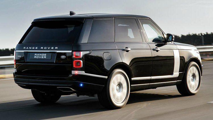 Range Rover Sentinel '19