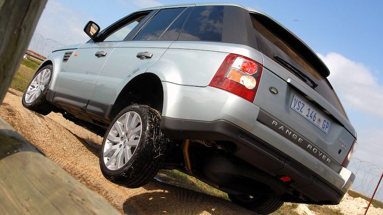 Range Rover Sport HSE TDV6 (L320) '05