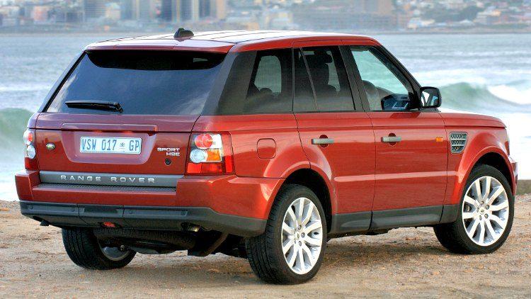 Land Rover Range Rover Sport TDV8 HSE (L320) '06