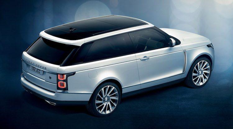 NEE! Range Rover hakt plan voor SV Coupé in twee