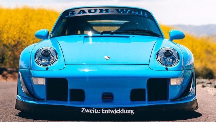RWB Porsche 911 (993) '95