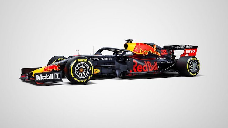 Officieel: dit is de Red Bull Racing-look van 2019