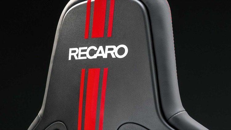 Recaro CS Sportster Nurburgring Edition