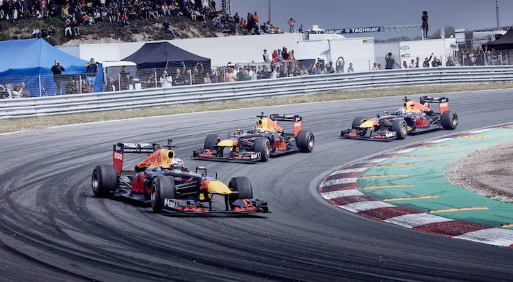 Dutch Grand Prix mogelijk in penarie om stikstofprobleem