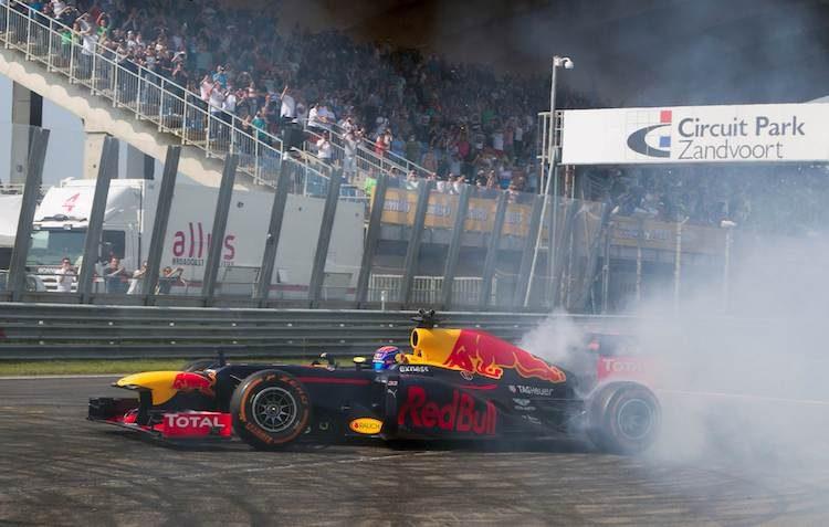 Aanpassingen Circuit Zandvoort voor F1-race starten deze maand