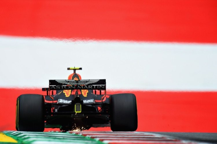 Red Bull Ring - Max Verstappen