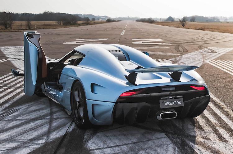 Koenigseggs krijgen een beetje Bugatti-DNA
