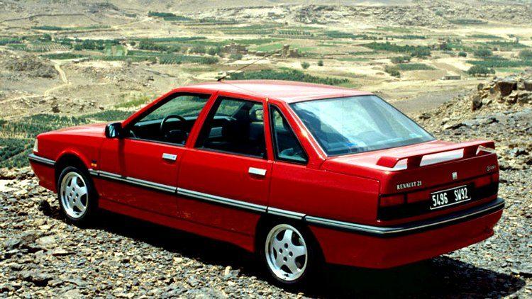 Renault 21 TXi '90