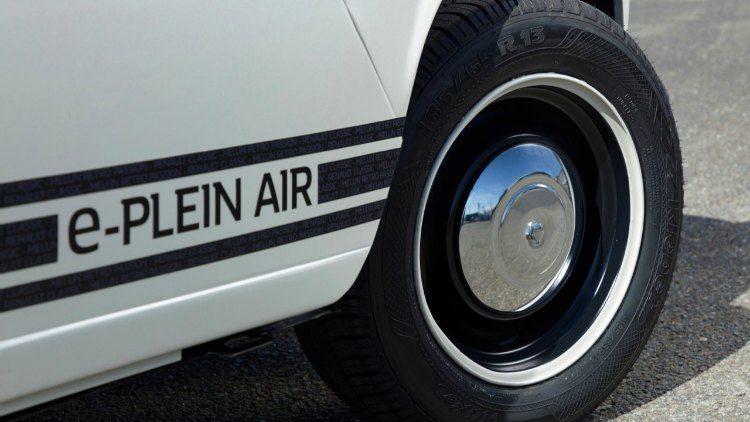 Renault 4 e-Plein Air '19