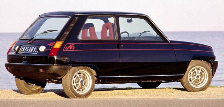 Renault 5 Alpine '76
