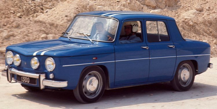 Renault 8 Gordini '64