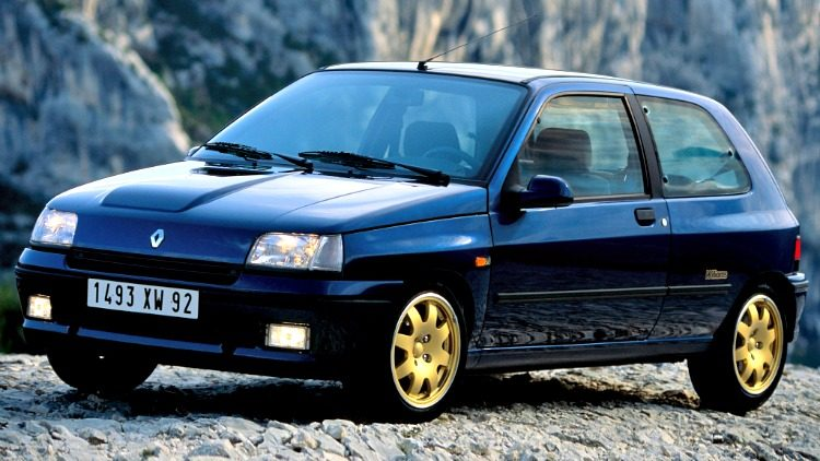 Renault Clio Williams '94