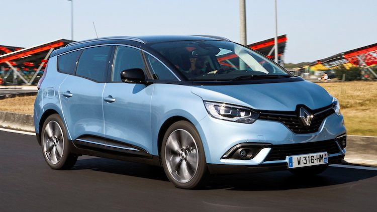 Renault Grand Scénic 1.2 Tce130 Zen (R9) '17