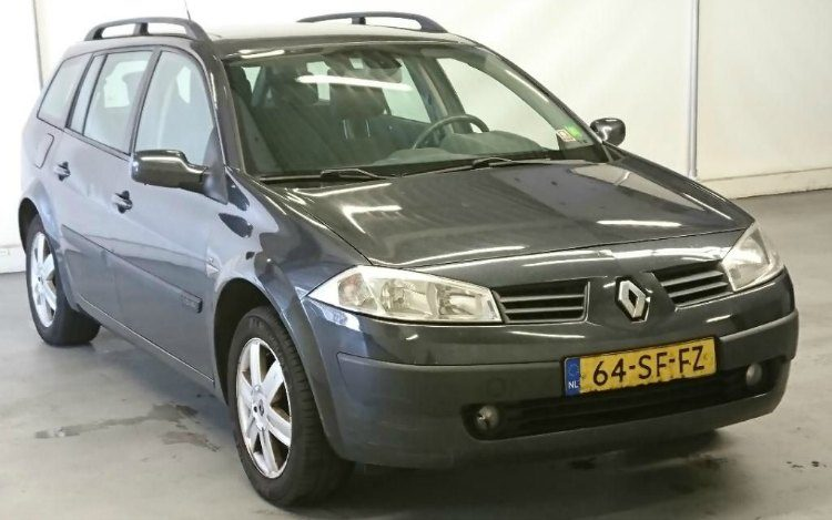 Renault Megane Break 1.6 16v