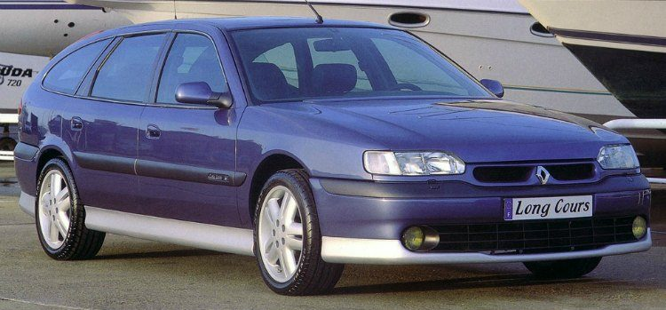 Renault Safrane Long Cours '94