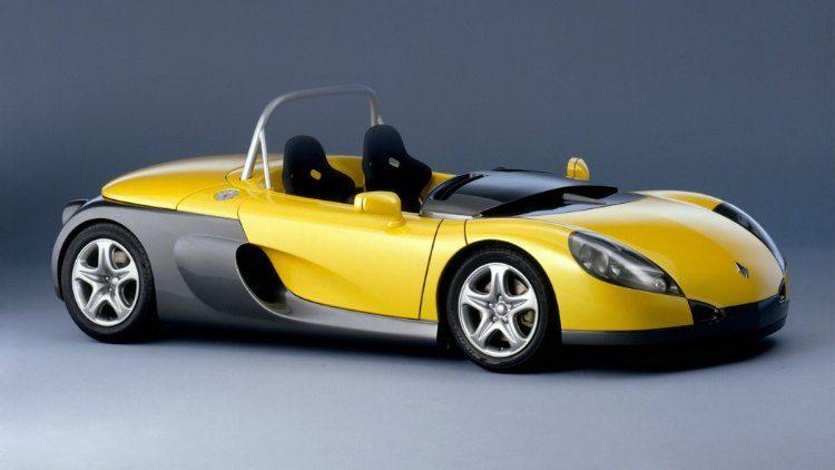 Renault Sport Spider '96
