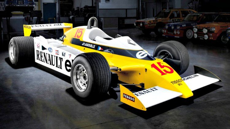 Renault RS10 '79