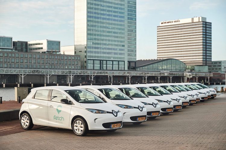 Renault en Fetch willen Amsterdam veroveren