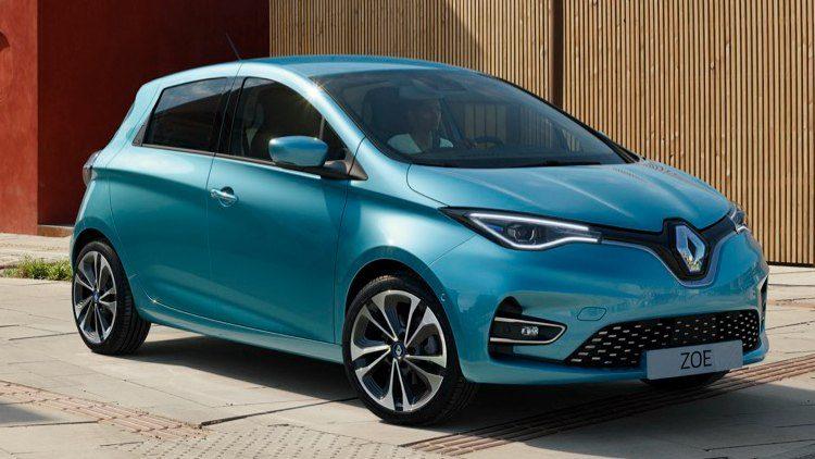 Renault Zoe EV (Phase III) '19