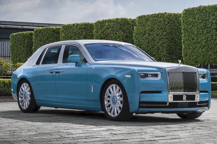 Niemand wil dezelfde Rolls-Royce als de buurman