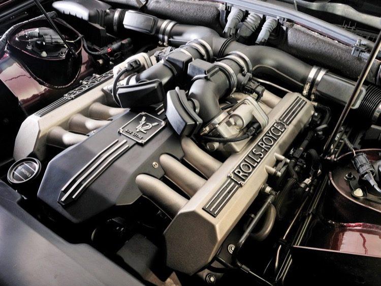 Rolls-Royce Phantom VII '03