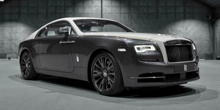 Rolls-Royce Wraith Eagle VIII Collection Car '19