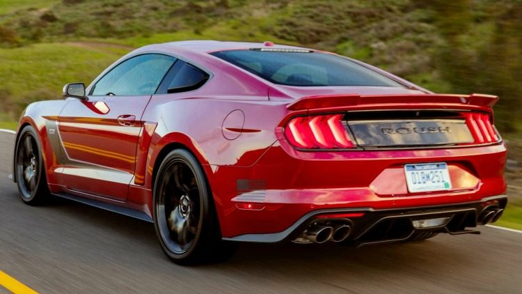 Roush Mustang Stage 3