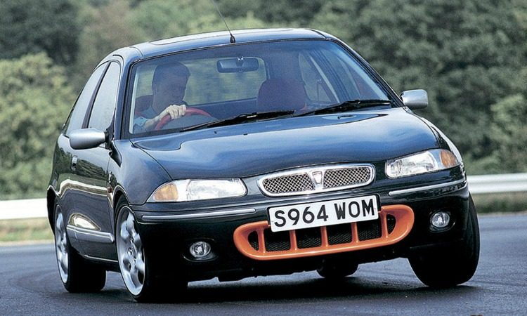 Rover 200 BRM (R3) '00