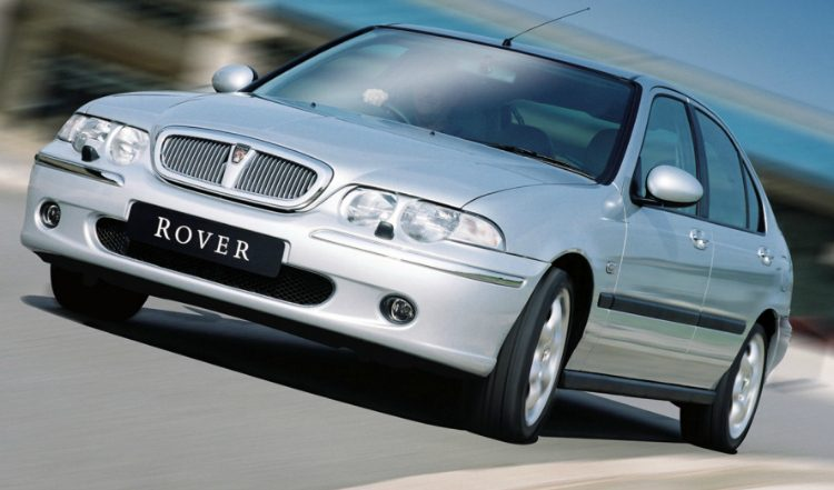 Rover 45 V6 '99