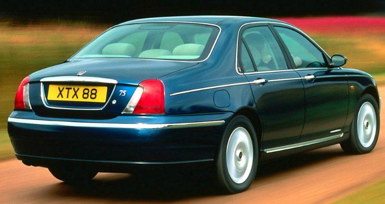 Rover 75 CDT '99