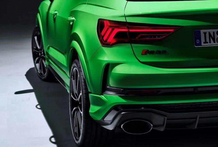 Nederlandse prijs Audi RS Q3 (Sportback) bekendgemaakt