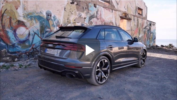 Video: Audi RS Q8 rijtest