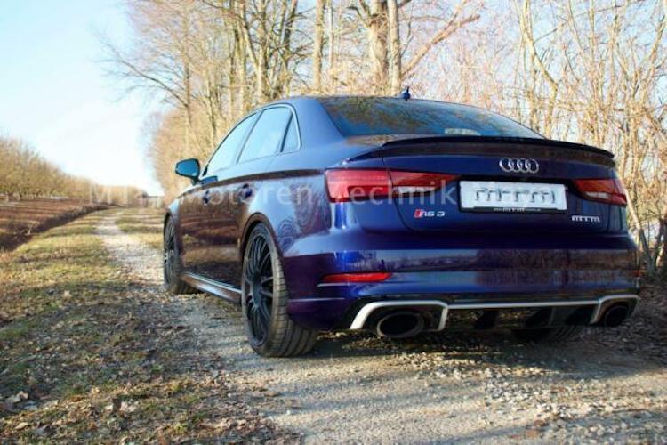MTM verkoopt krankzinnige Audi RS 3 met 612 pk