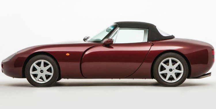 TVR Griffith 500 (2G)