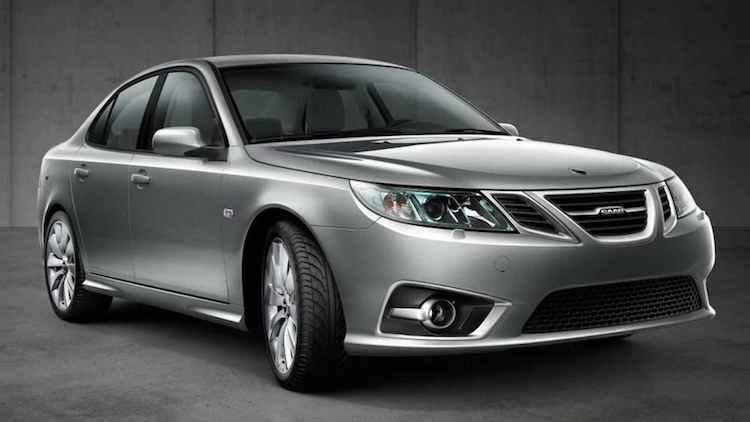 Hagelnieuwe, állerlaatste Saab 9-3 kan van jou zijn