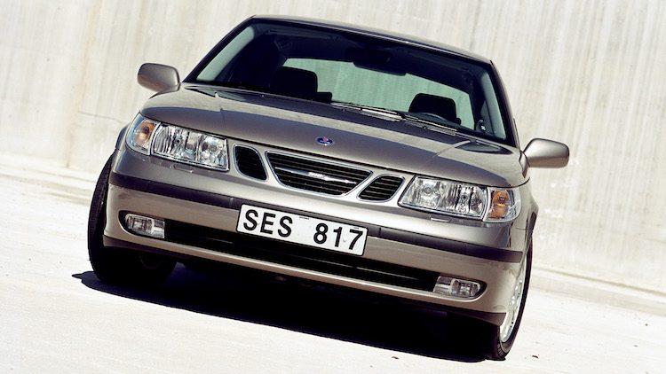 Saab 9-5 2.3t Arc (YS3E)