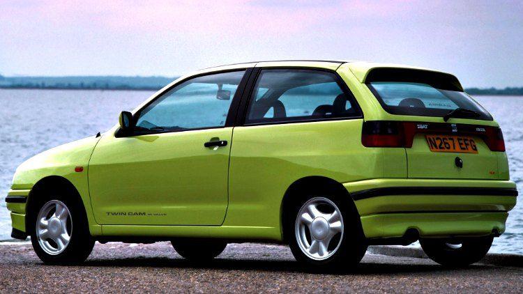 Seat Ibiza GTI '93