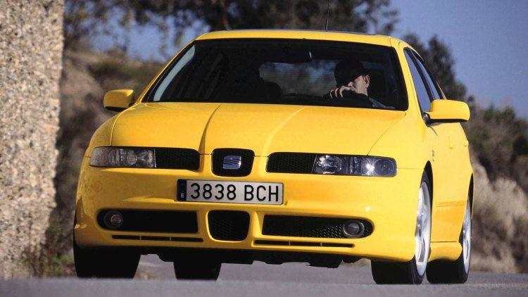 Seat Leon Cupra 4 (1M) '01
