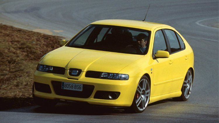 Seat Leon Cupra R (1M) '02
