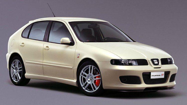 Seat Leon Cupra R Prototype (1M) '01