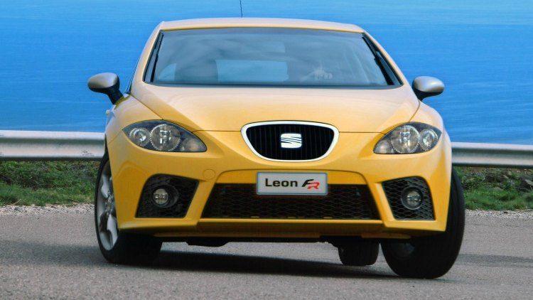Seat Leon FR TSI (1P) '07