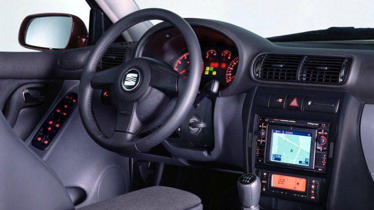 Seat Leon (1M) '99