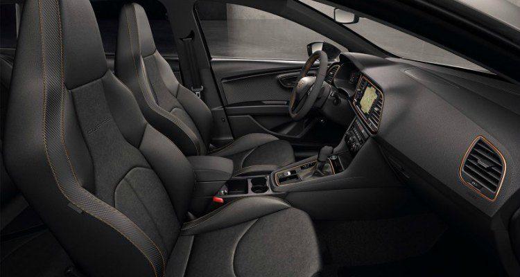 SEAT Leon ST CUPRA R '19