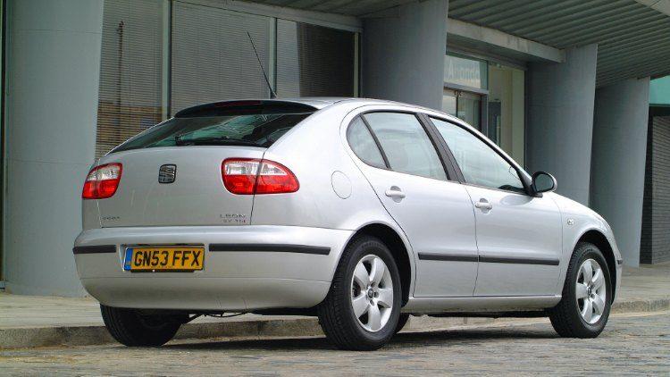 Seat Leon (1M) '03