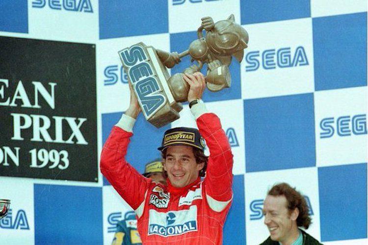 9 bijzondere momenten uit het leven van Ayrton Senna