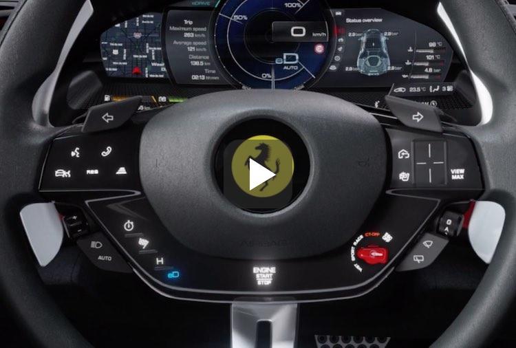Zo werkt de Ferrari SF90 Stradale