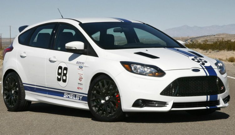 Shelby Focus ST (DYB) '13
