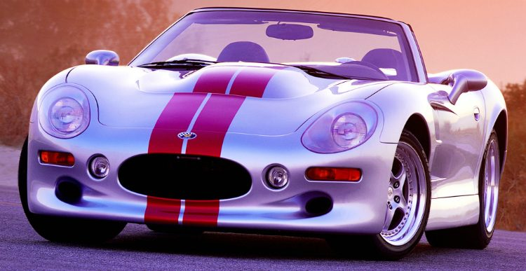 Shelby Series 1 '99