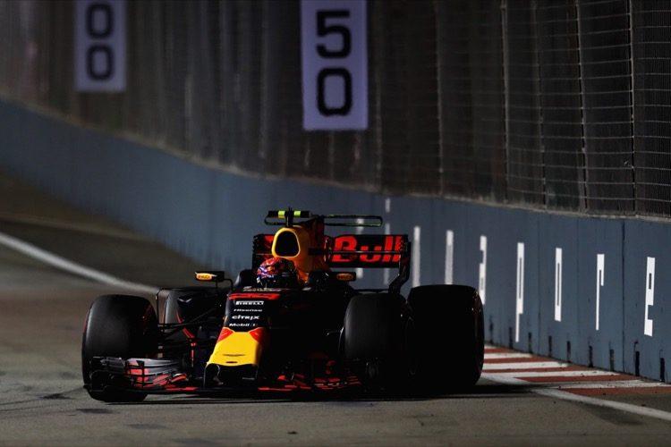 Red Bull - Max Verstappen - Singapore '19